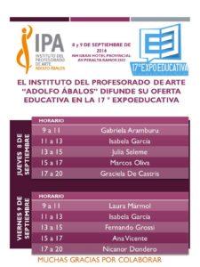 17° Expo Educativa